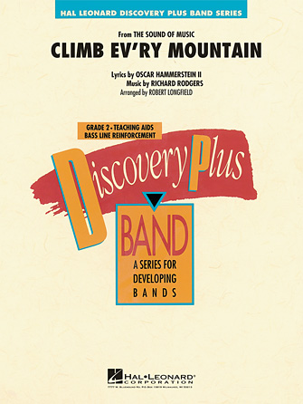 Product Cover for Climb Ev'ry Mountain (from The Sound of Music)