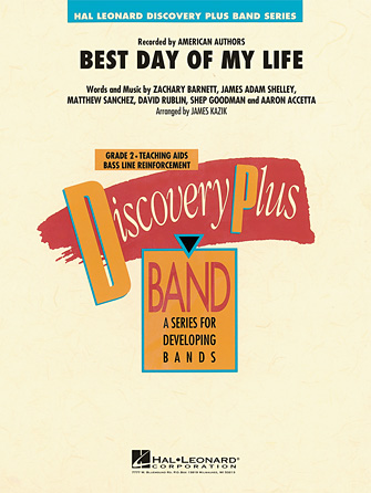 Product Cover for Best Day of My Life