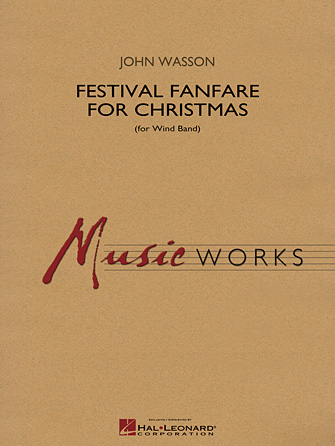 Product Cover for Festival Fanfare for Christmas (for Wind Band)