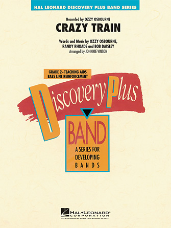 Product Cover for Crazy Train