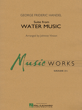 Product Cover for Suite from Water Music