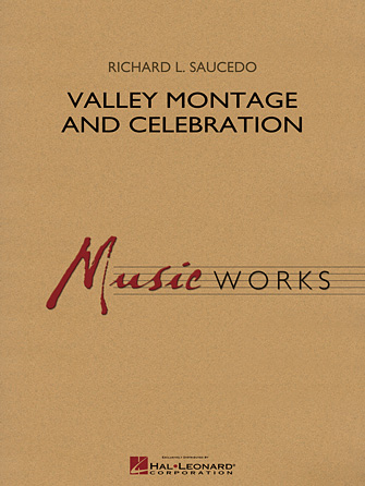 Product Cover for Valley Montage and Celebration