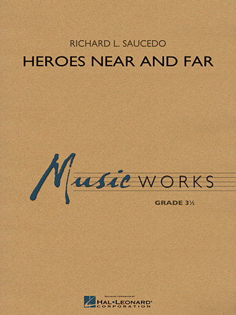 Product Cover for Heroes Near and Far