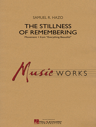 Product Cover for The Stillness of Remembering