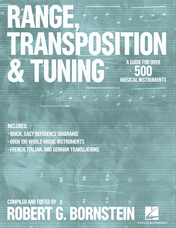 Range, Transposition and Tuning