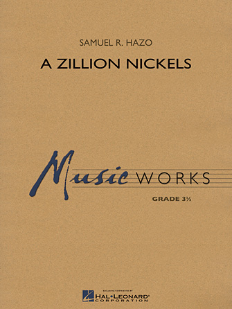 Product Cover for A Zillion Nickels