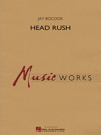 Product Cover for Head Rush