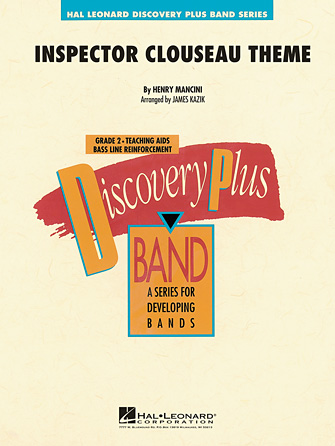Product Cover for Inspector Clouseau Theme (from The Pink Panther Strikes Again)