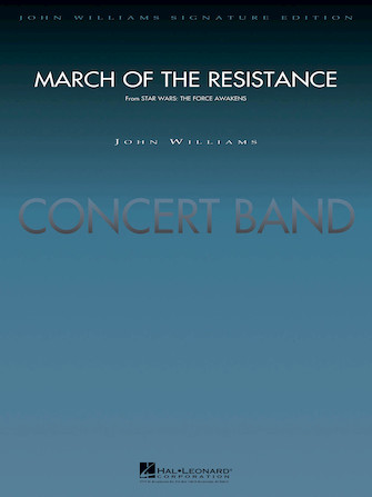 Product Cover for March of the Resistance (from Star Wars: The Force Awakens)