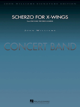 Product Cover for Scherzo for X-Wings (from Star Wars: The Force Awakens)