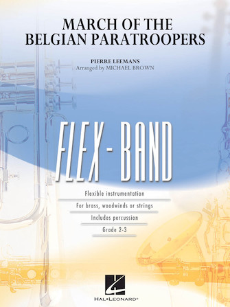Product Cover for March of the Belgian Paratroopers