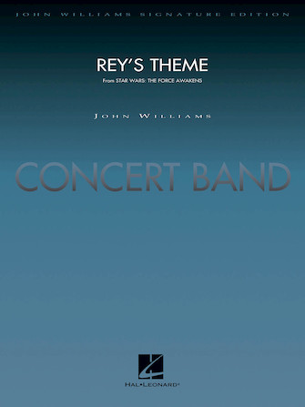 Product Cover for Rey's Theme (from Star Wars: The Force Awakens)