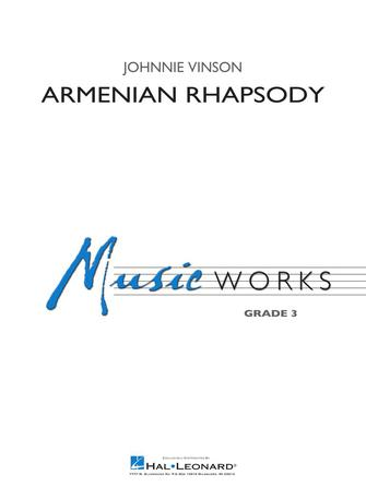 Product Cover for Armenian Rhapsody