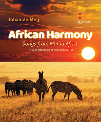 Product Cover for African Harmony – Songs from Mama Africa