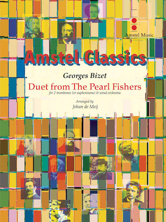 Product Cover for Duet from The Pearl Fishers
