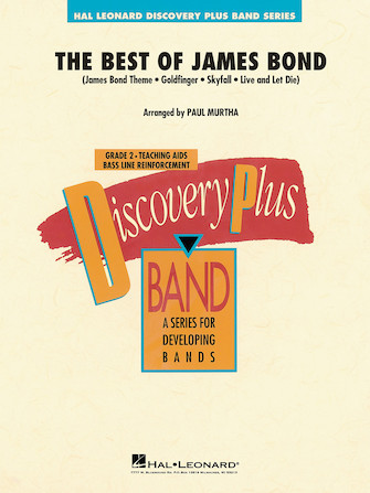 Product Cover for The Best of James Bond