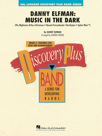 Product Cover for Danny Elfman: Music in the Dark