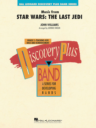 Product Cover for Music from Star Wars: The Last Jedi