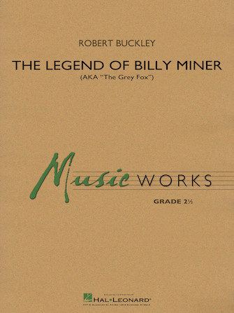 Product Cover for The Legend of Billy Miner