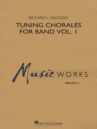 Product Cover for Tuning Chorales for Band