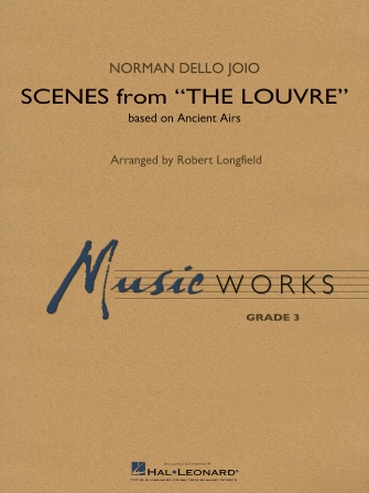 Product Cover for Scenes from the Louvre