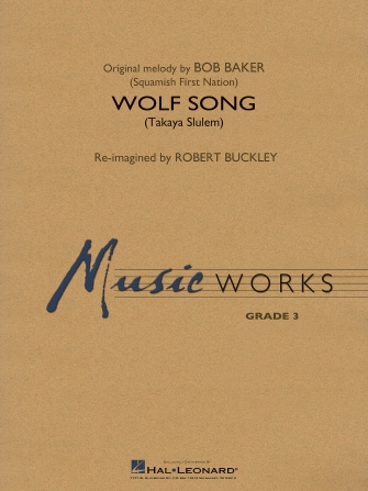 Product Cover for Wolf Song (Takaya Slulem)