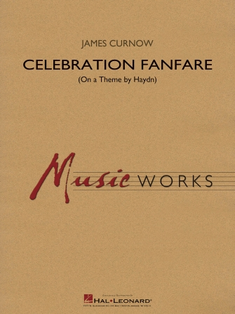 Product Cover for Celebration Fanfare (On a Theme by Haydn)