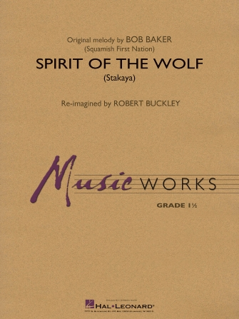 Product Cover for Spirit of the Wolf (Stakaya)
