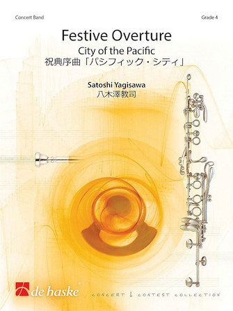 Product Cover for Festive Overture: City of the Pacific