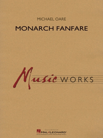 Product Cover for Monarch Fanfare