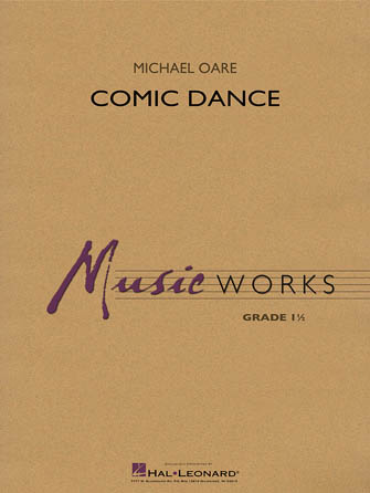 Product Cover for Comic Dance