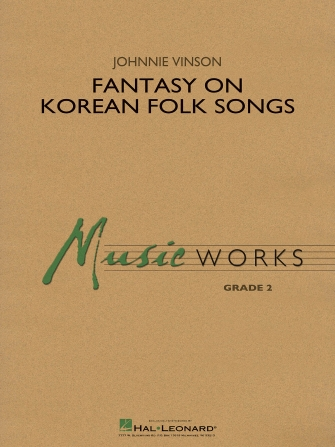 Product Cover for Fantasy on Korean Folk Songs