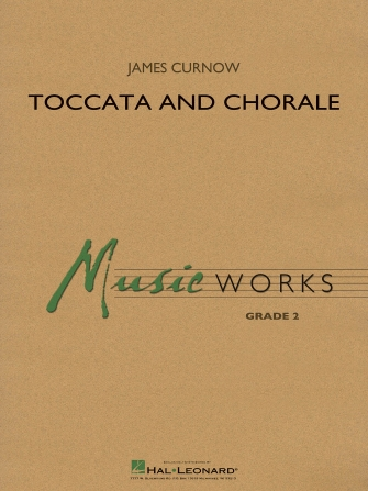 Product Cover for Toccata and Chorale