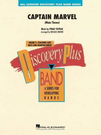 Product Cover for Captain Marvel (Main Theme)