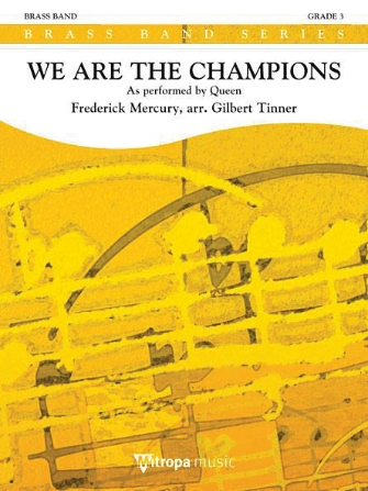 Product Cover for We Are the Champions: As Performed by Queen