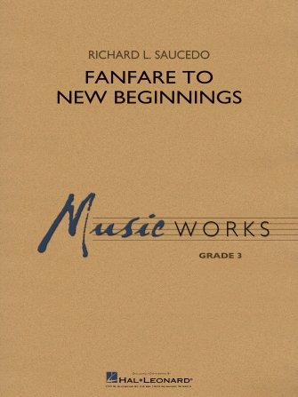 Product Cover for Fanfare to New Beginnings