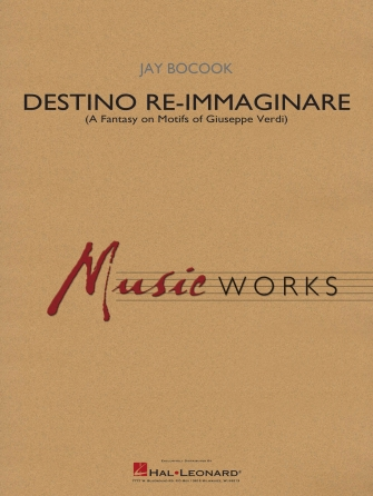 Product Cover for Destino Re-Immaginare (A Fantasy on Motifs of G. Verdi)