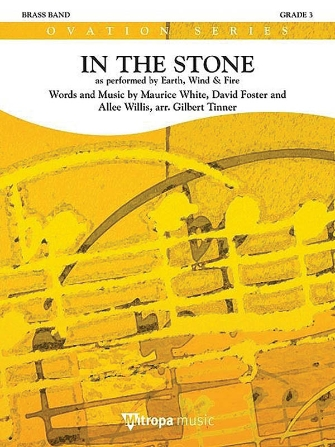 Product Cover for In the Stone: as performed by Earth, Wind & Fire