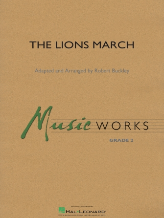 Product Cover for The Lions March