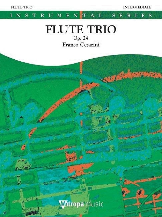Product Cover for Flute Trio Op. 24