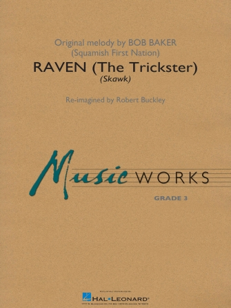 Product Cover for Raven (The Trickster)