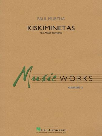 Product Cover for Kiskiminetas (To Make Daylight)