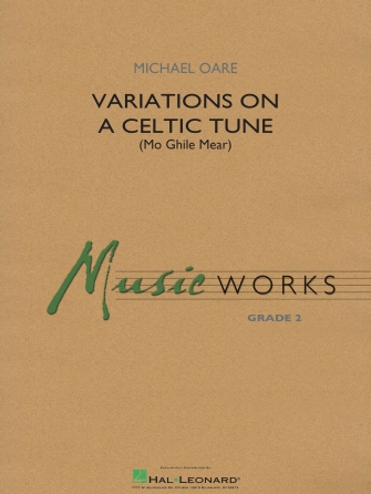 Variations on a Celtic Tune (Mo Ghile Mear)