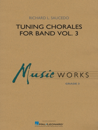 Product Cover for Tuning Chorales for Band Vol. 3
