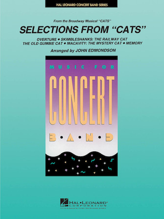 Product Cover for CATS, Selections From