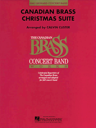 Product Cover for Canadian Brass Christmas Suite