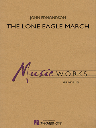 Product Cover for Lone Eagle March