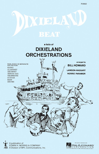 Product Cover for Dixieland Beat No. 1 - Piano