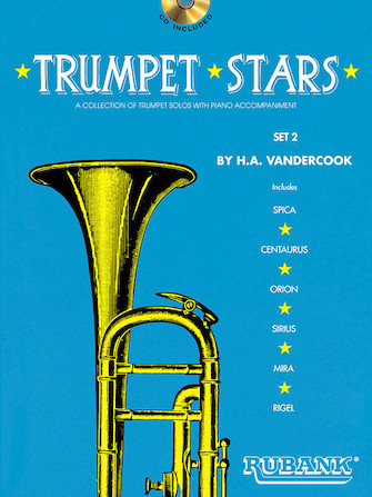 Product Cover for Trumpet Stars – Set 2