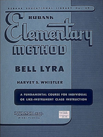 Product Cover for Rubank Elementary Method – Bell Lyra